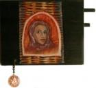 Saga Of Dgemory Series Miniature1 Oil On Canvas 14x18 Cm 1995